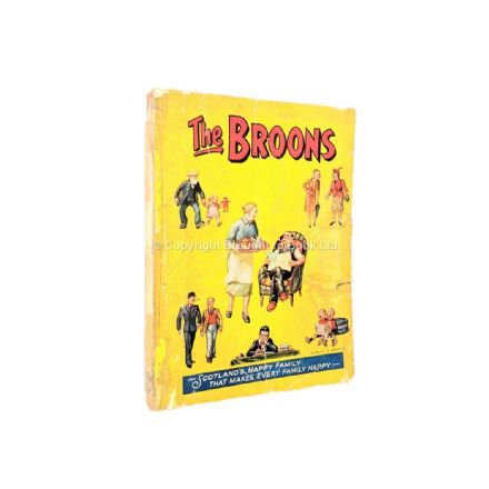 The Broons 1948 Annual Published by D.C. Thomson 1947